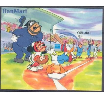 Znaczek Grenada 1986 Mi bl 158 Czyste **