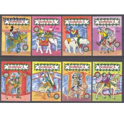 Dominika 1990 Mi 1354-1361 Czyste **
