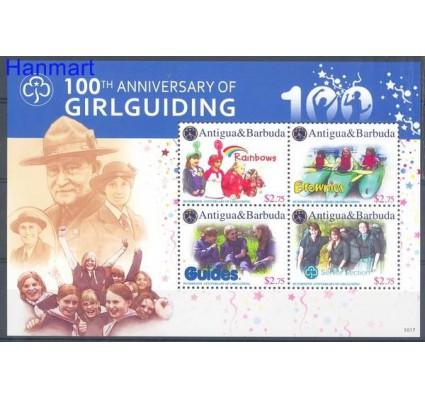 Znaczek Antigua i Barbuda 2010 Mi ark 4805-4808 Czyste **