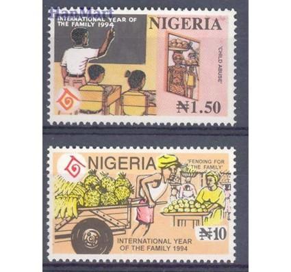 Znaczek Nigeria 1994 Mi 623-624 Czyste **