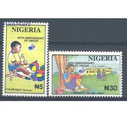 Znaczek Nigeria 1996 Mi 675-676 Czyste **