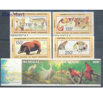 Znaczek Senegal 1987 Mi 938-943 Czyste **