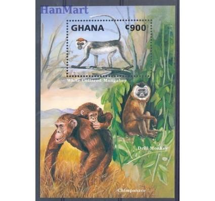 Znaczek Ghana 1993 Mi bl 226 Czyste **