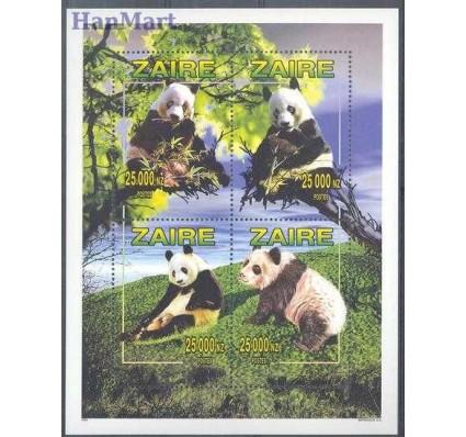 Znaczek Kongo Kinszasa / Zair 1996 Mi 1153-1156 Czyste **
