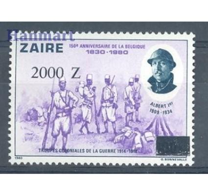 Znaczek Kongo Kinszasa / Zair 1991 Mi 1052 Czyste **