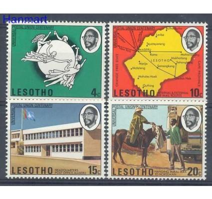 Znaczek Lesotho 1974 Mi 166-169 Czyste **