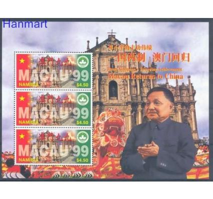 Znaczek Namibia 1997 Mi ark 902 Czyste **