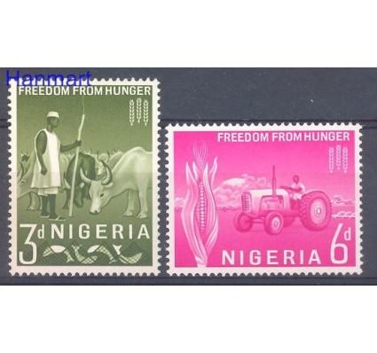 Znaczek Nigeria 1963 Mi 132-133 Czyste **