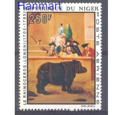Znaczek Niger 1974 Mi 436 Czyste **