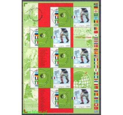 Znaczek Francja 2002 Mi ark 3620-3621 Czyste **