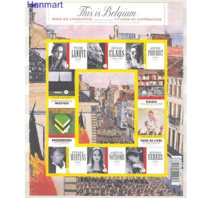 Znaczek Belgia 2009 Mi ark 4016-4025 Czyste **