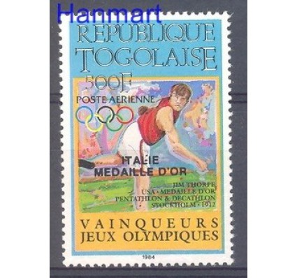 Znaczek Togo 1985 Mi 1888 Czyste **