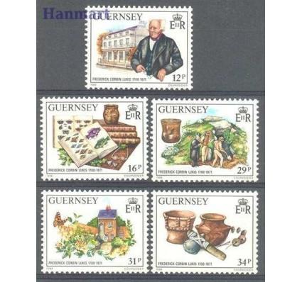 Guernsey 1988 Mi 421-425 Czyste **