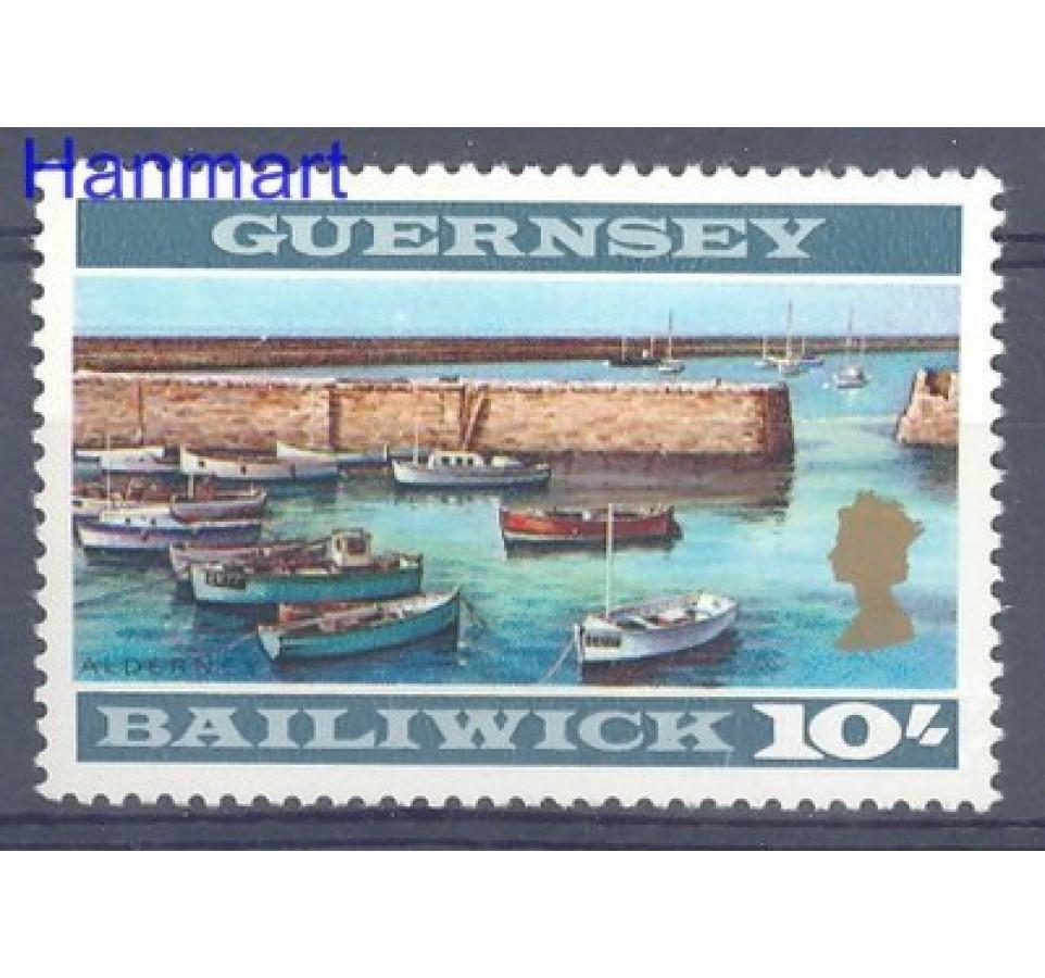 Guernsey 1969 Mi 22 Czyste **