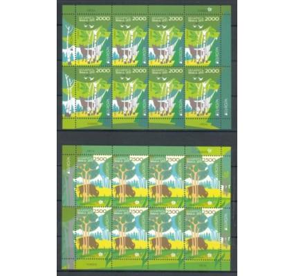 Znaczek Białoruś 2011 Mi ark 853-854 Czyste **