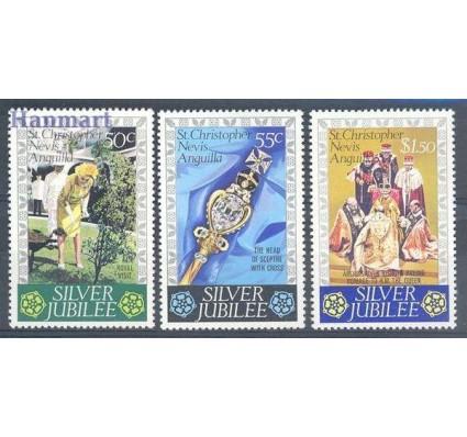 Znaczek St. Christopher Nevis Anguilla 1977 Mi 325-327 Czyste **