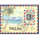 Palau 1990 Mi bl 7 Czyste **