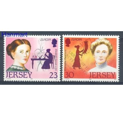 Znaczek Jersey 1996 Mi 735-736 Czyste **