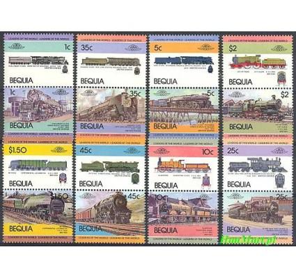 Znaczek Bequia 1984 Mi 1-16 Czyste **