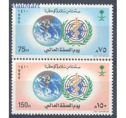 Znaczek Arabia Saudyjska 1990 Mi 1030-1031 Czyste **