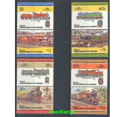 Bequia 1985 Mi 82-89 Czyste **