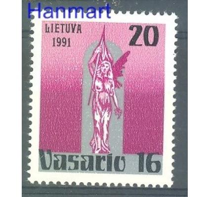 Znaczek Litwa 1991 Mi 470 Czyste **