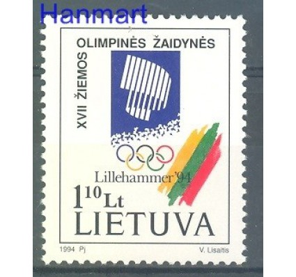 Znaczek Litwa 1994 Mi 547 Czyste **