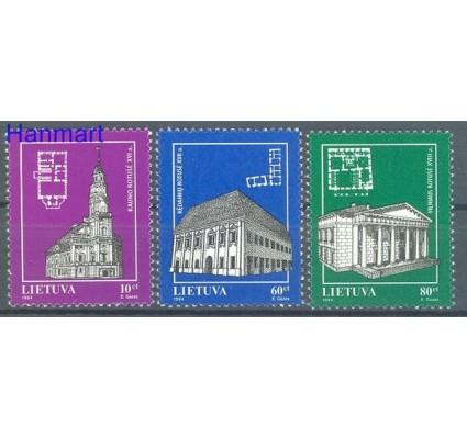 Znaczek Litwa 1994 Mi 568-570 Czyste **