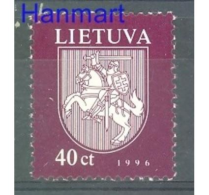 Znaczek Litwa 1996 Mi 609 Czyste **