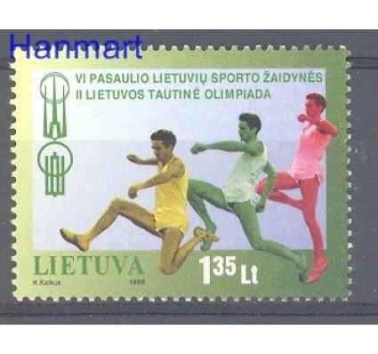 Znaczek Litwa 1998 Mi 669 Czyste **