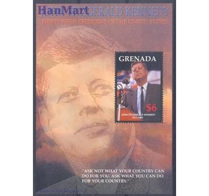 Znaczek Grenada 2002 Mi bl 697 Czyste **