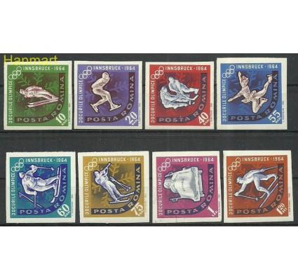 Znaczek Rumunia 1963 Mi 2203-2210 Czyste **
