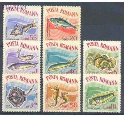 Znaczek Rumunia 1964 Mi 2280-2287 Czyste **