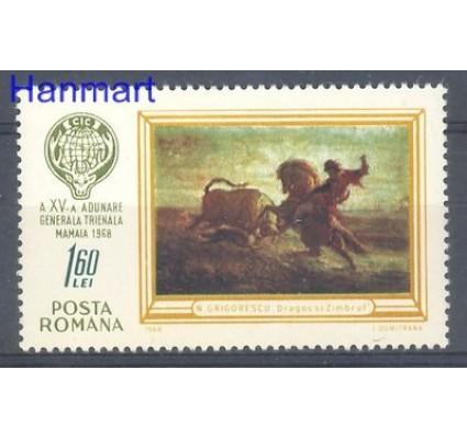 Znaczek Rumunia 1968 Mi 2676 Czyste **