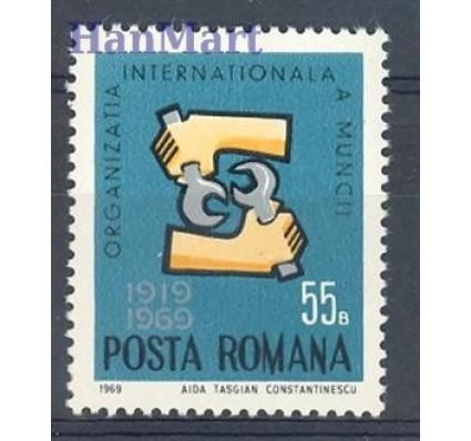 Znaczek Rumunia 1969 Mi 2763 Czyste **