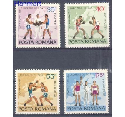 Znaczek Rumunia 1969 Mi 2767-2770 Czyste **