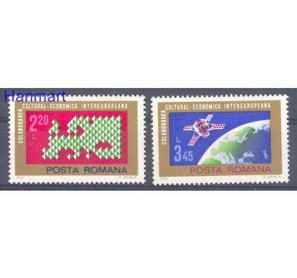 Znaczek Rumunia 1974 Mi 3189-3190 Czyste **