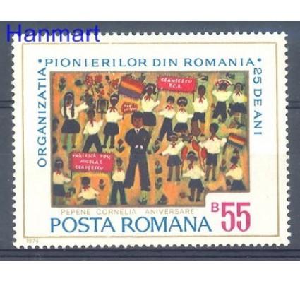 Znaczek Rumunia 1974 Mi 3192 Czyste **