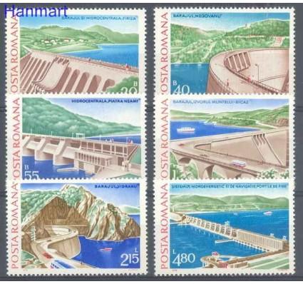 Znaczek Rumunia 1978 Mi 3493-3498 Czyste **