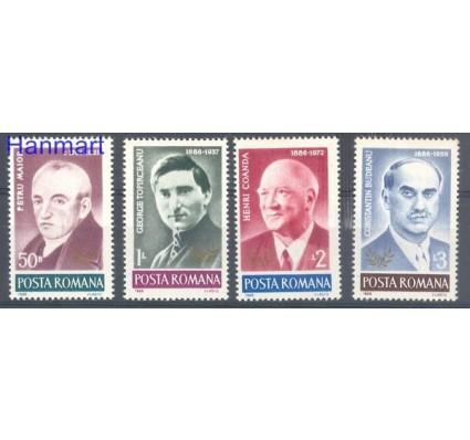 Znaczek Rumunia 1986 Mi 4300-4303 Czyste **