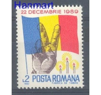 Znaczek Rumunia 1990 Mi 4585 Czyste **