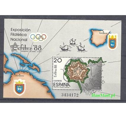 Hiszpania 1988 Mi bl 32 Czyste **