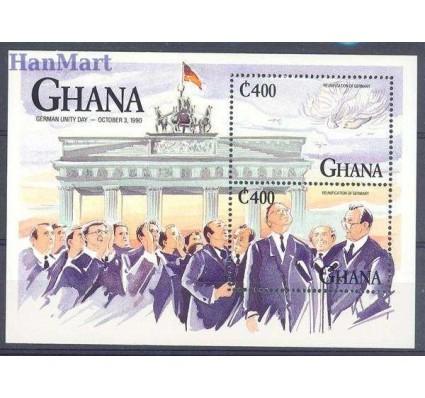 Znaczek Ghana 1992 Mi bl 189 Czyste **