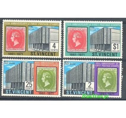 St. Vincent 1971 Mi 291-294 Czyste **
