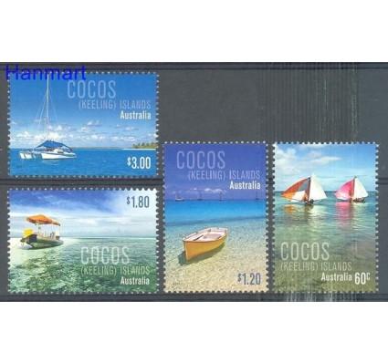 Znaczek Wyspy Kokosowe / Keelinga 2011 Mi 460-463 Czyste **