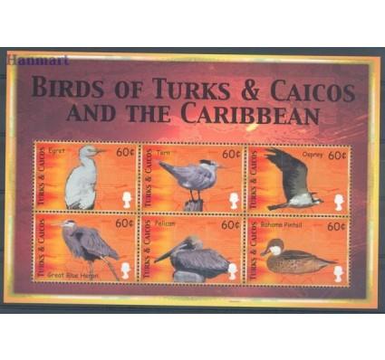 Znaczek Turks i Caicos 2000 Mi 1522-1527 Czyste **