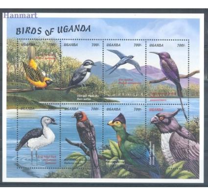 Znaczek Uganda 1999 Mi 2159-2166 Czyste **