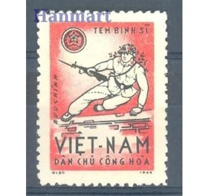 Znaczek Wietnam 1965 Mi porf 9 Czyste **