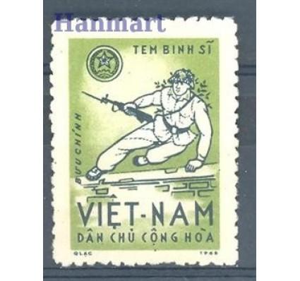 Znaczek Wietnam 1965 Mi porf 10 Czyste **