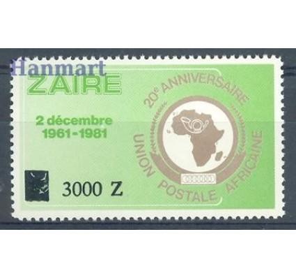 Znaczek Kongo Kinszasa / Zair 1991 Mi 1054 Czyste **